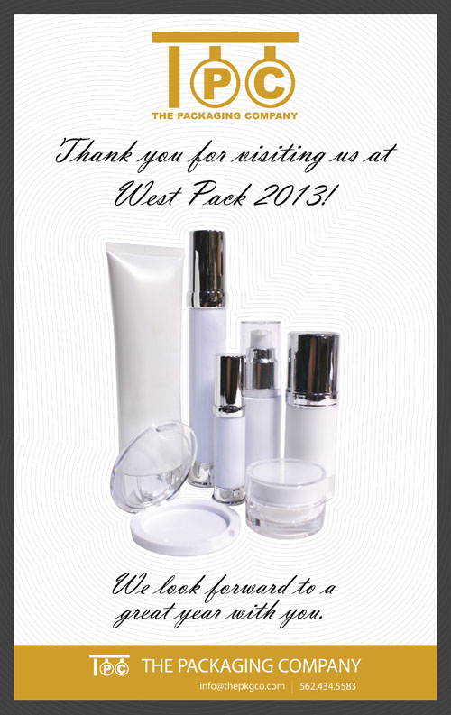 We would like to thank those who visited us at West Pack this year!
